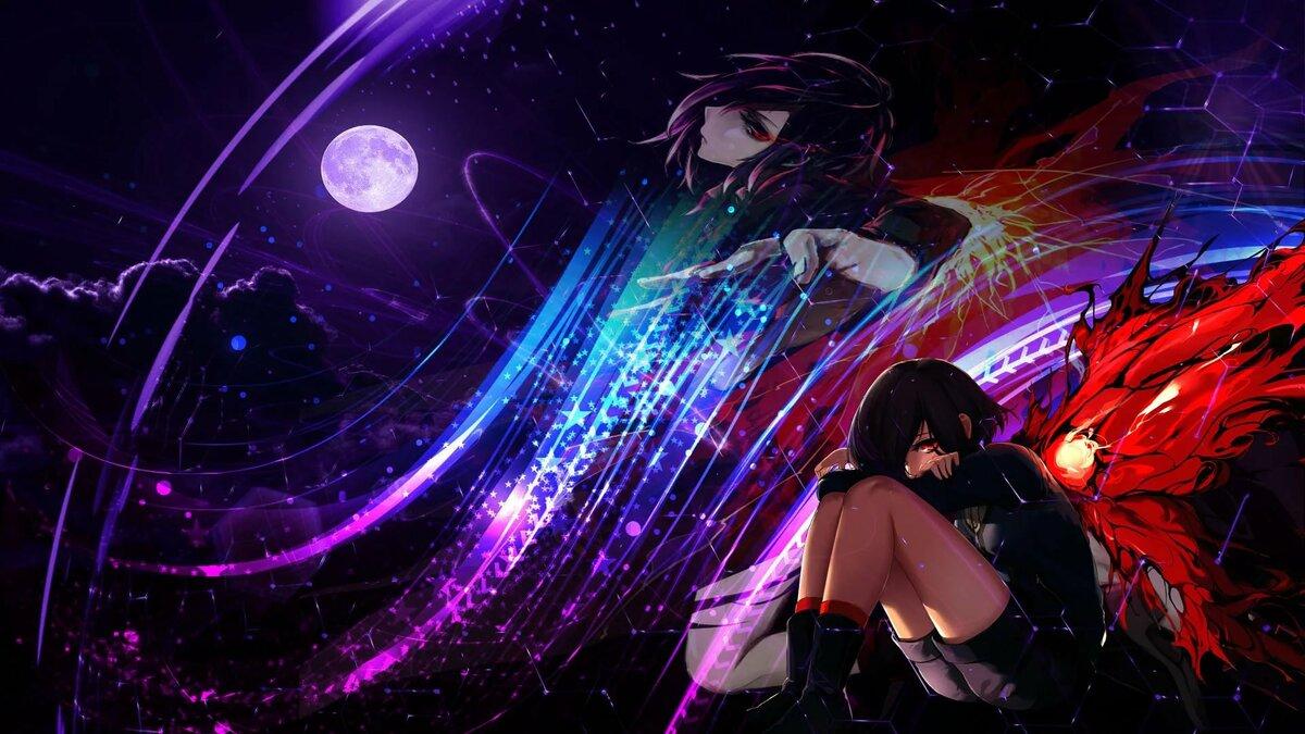 Новые супер картинки аниме