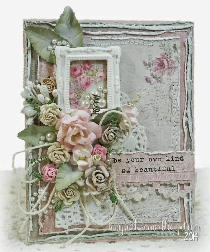 Открыток, многослойные скрап открытки с днем рождения