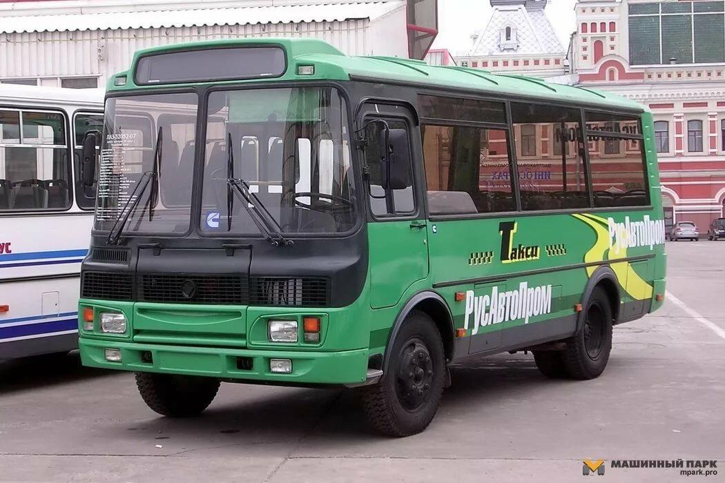 уже автобусы паз все модели фото фото