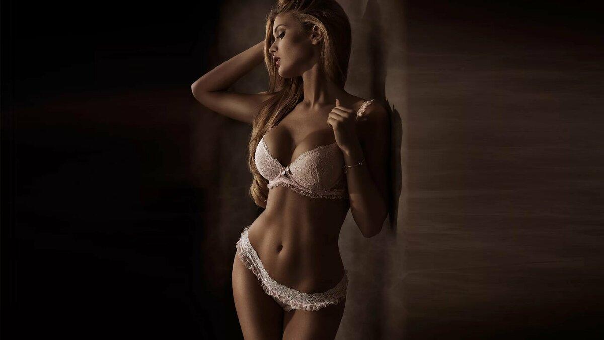 Шикарное женское тело в картинках