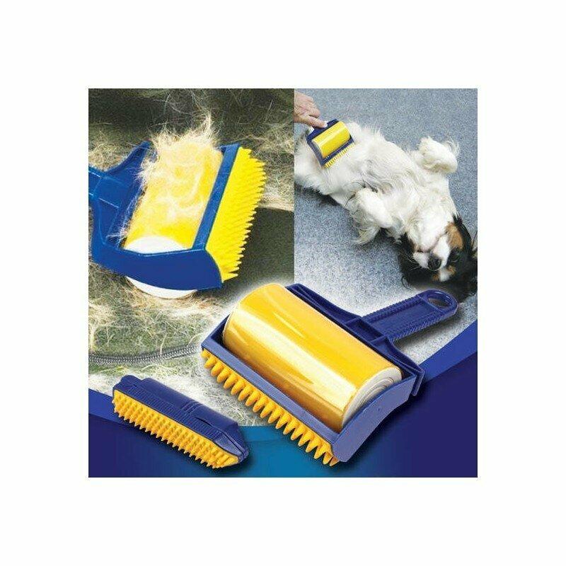 Sticky Buddy - Набор профессиональных силиконовых валиков для уборки в Евпатории