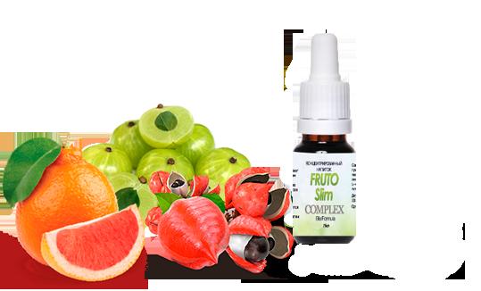 Fruto-Slim Complexдля похудения в Череповце