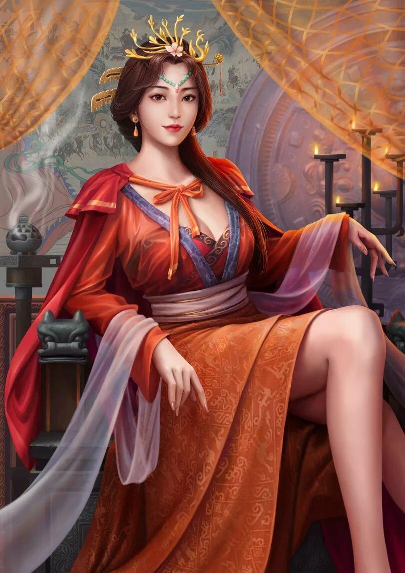 понял, что картинки фэнтези красивые китаянки зал позволит заниматься