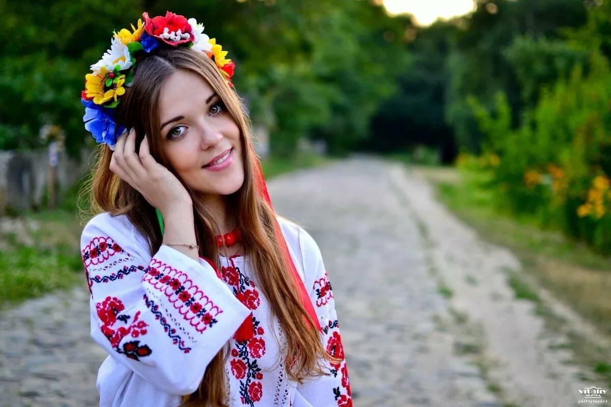 Фото картинка красивые украинские