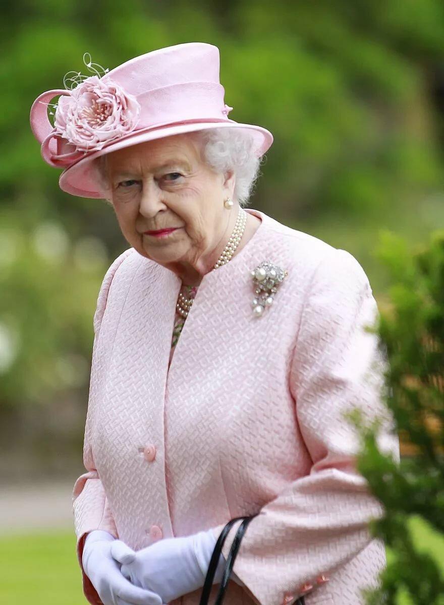 королевы великобритании список подборку