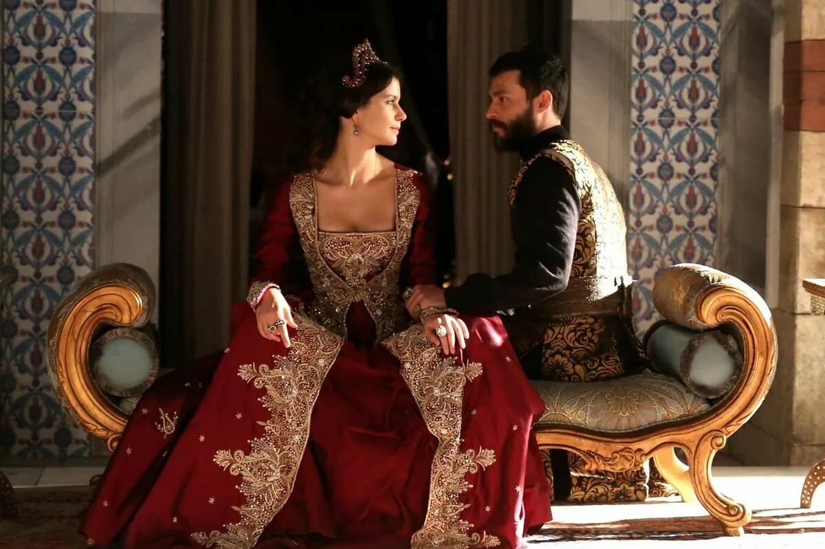 все фото косем и ахмета султана было