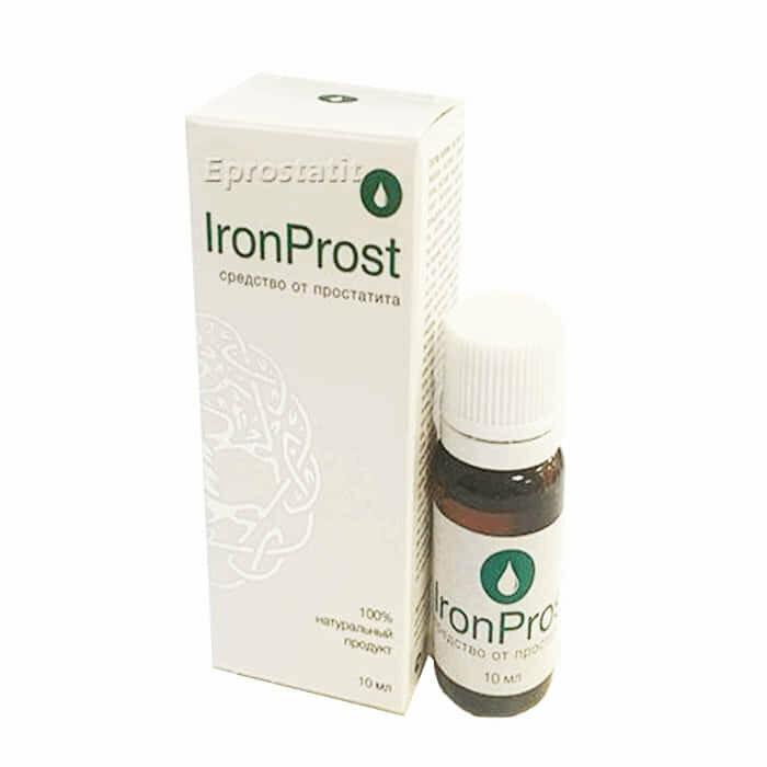 IronProst от простатита в Астрахани