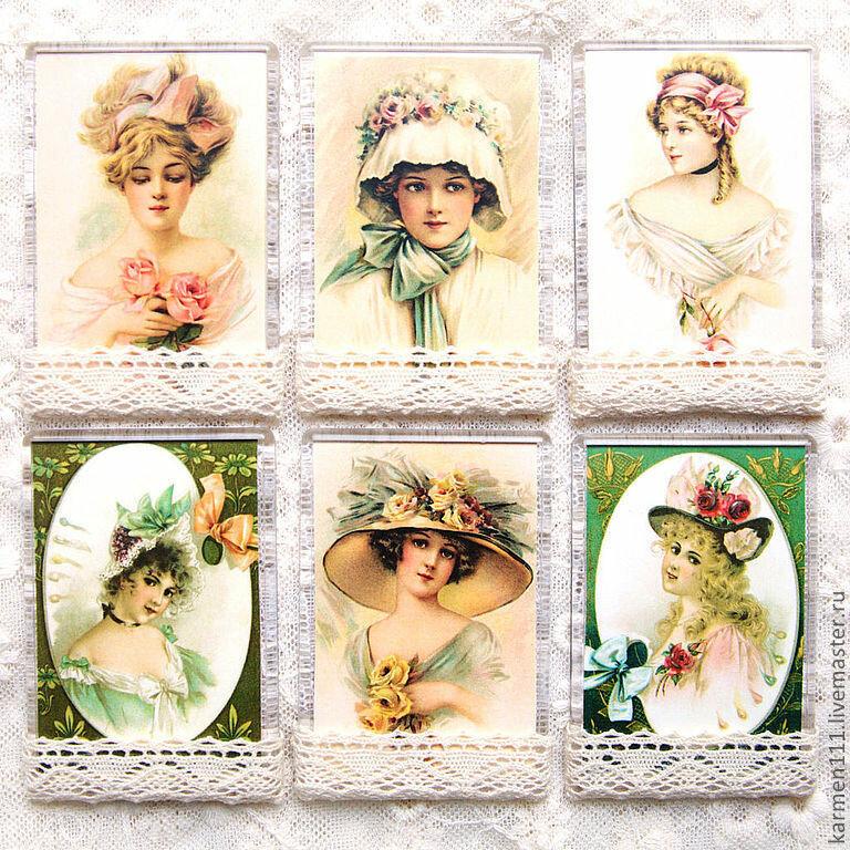 Картинки, ретро открытки шебби шик