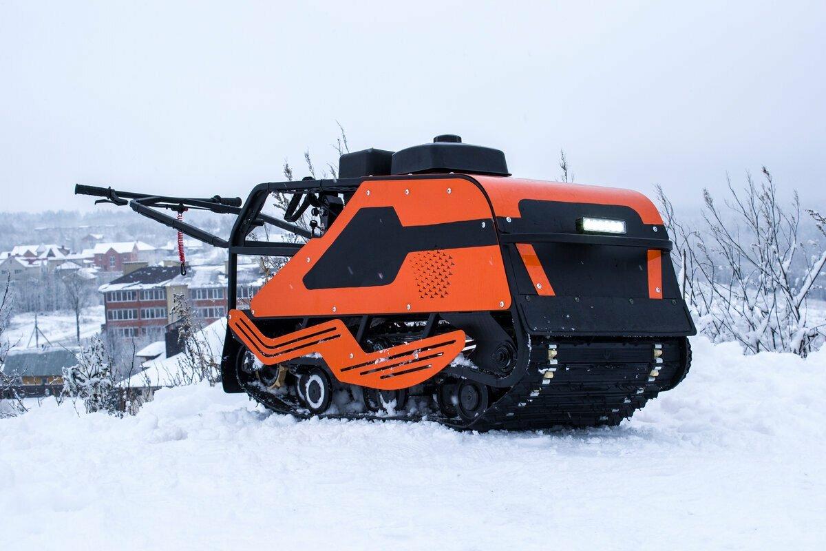 Мотобукс Аляска