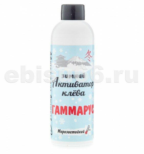 Зимний активатор клёва в Петропавловске-Камчатском