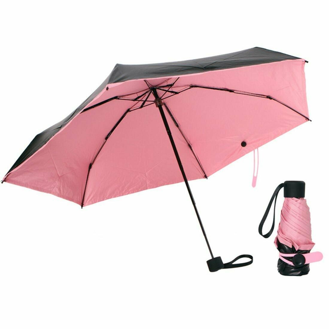 Универсальный карманный зонтик Mini Pocket Umbrella в Новосибирске