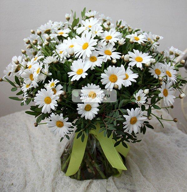 Купить киргизии, букет из 150 роз и ромашек своими руками
