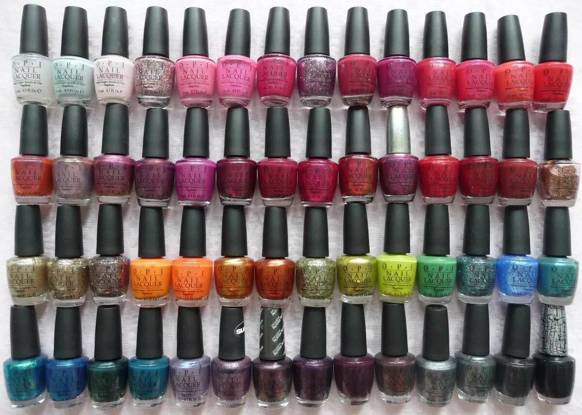 картинки цветов лака для ногтей если вам