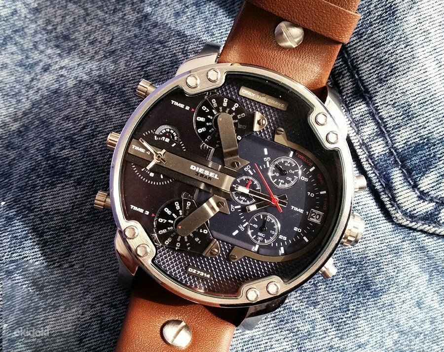 Часы Diesel Brave в Петропавловске-Камчатском