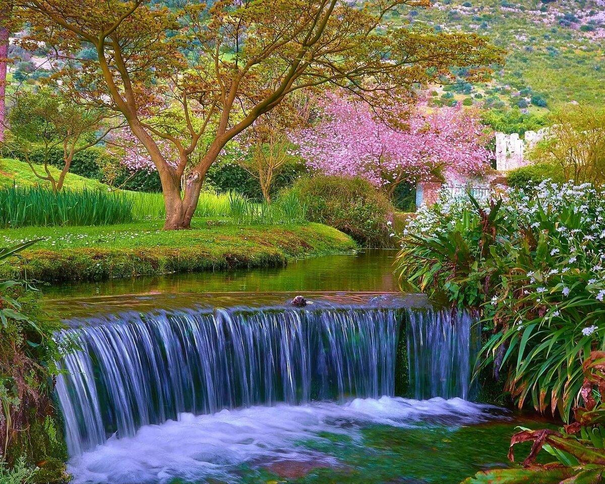 Самые красивые райские картинки