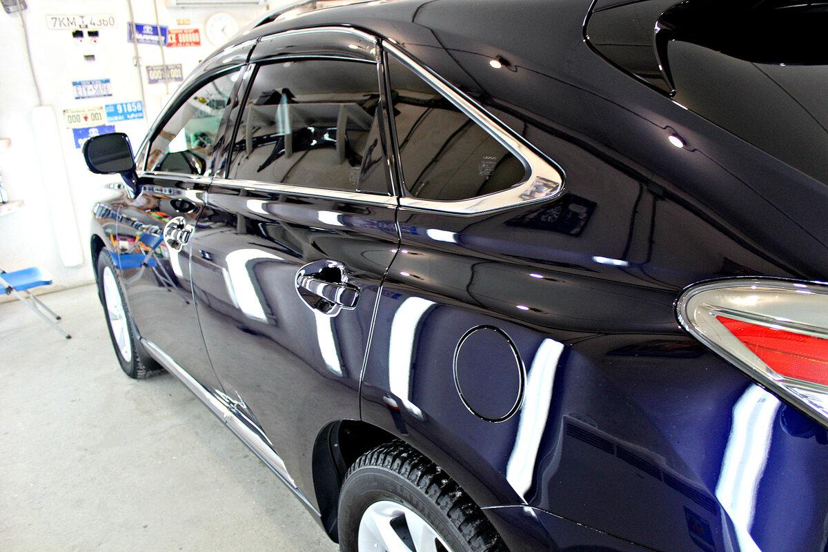 1K Nano Lack для защиты ЛКП авто в Жетысае