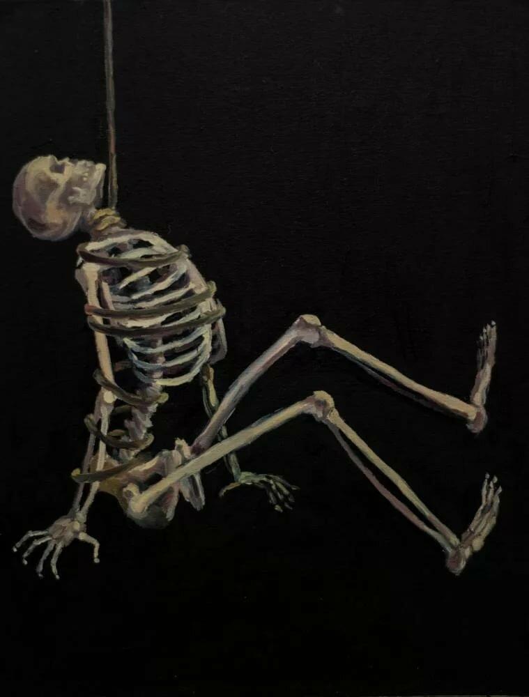 размещена картинки какие бывают скелеты кому