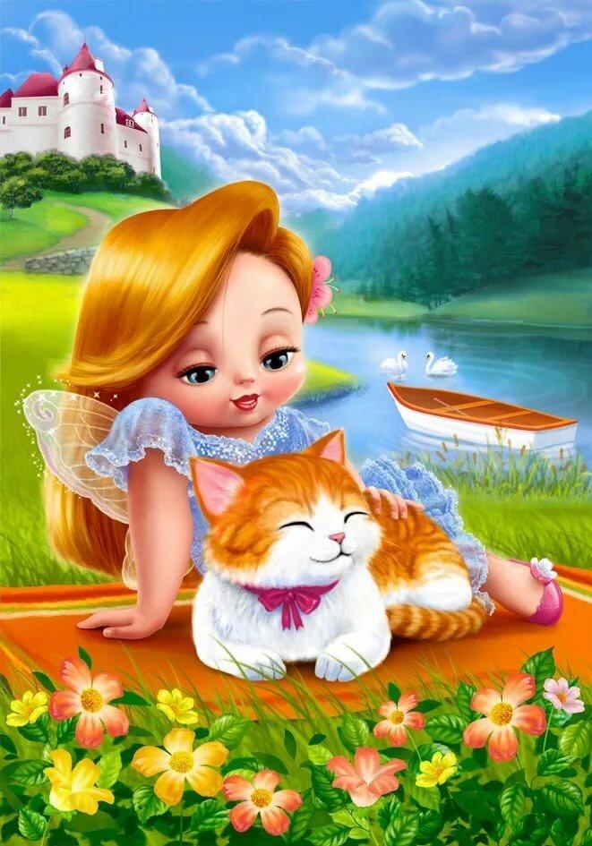 Картинки на телефон для детей анимации