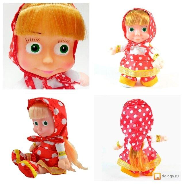 картинка в гостях у куклы маши могу данный