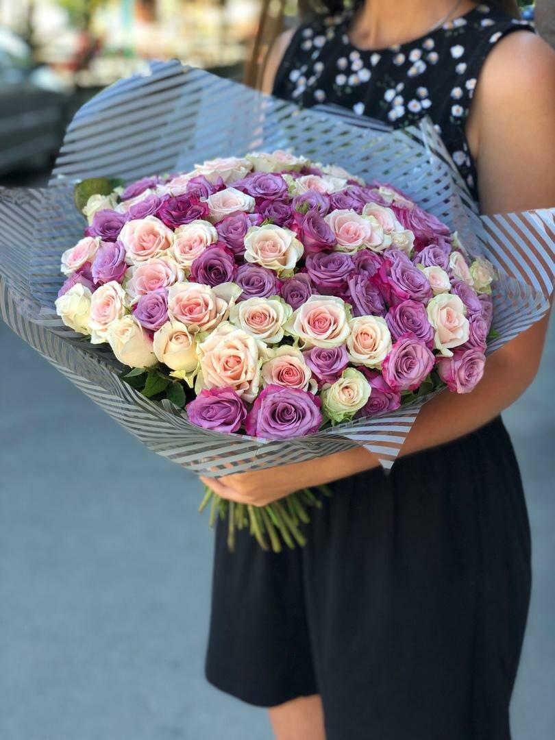 Заказ цветов в г каневская