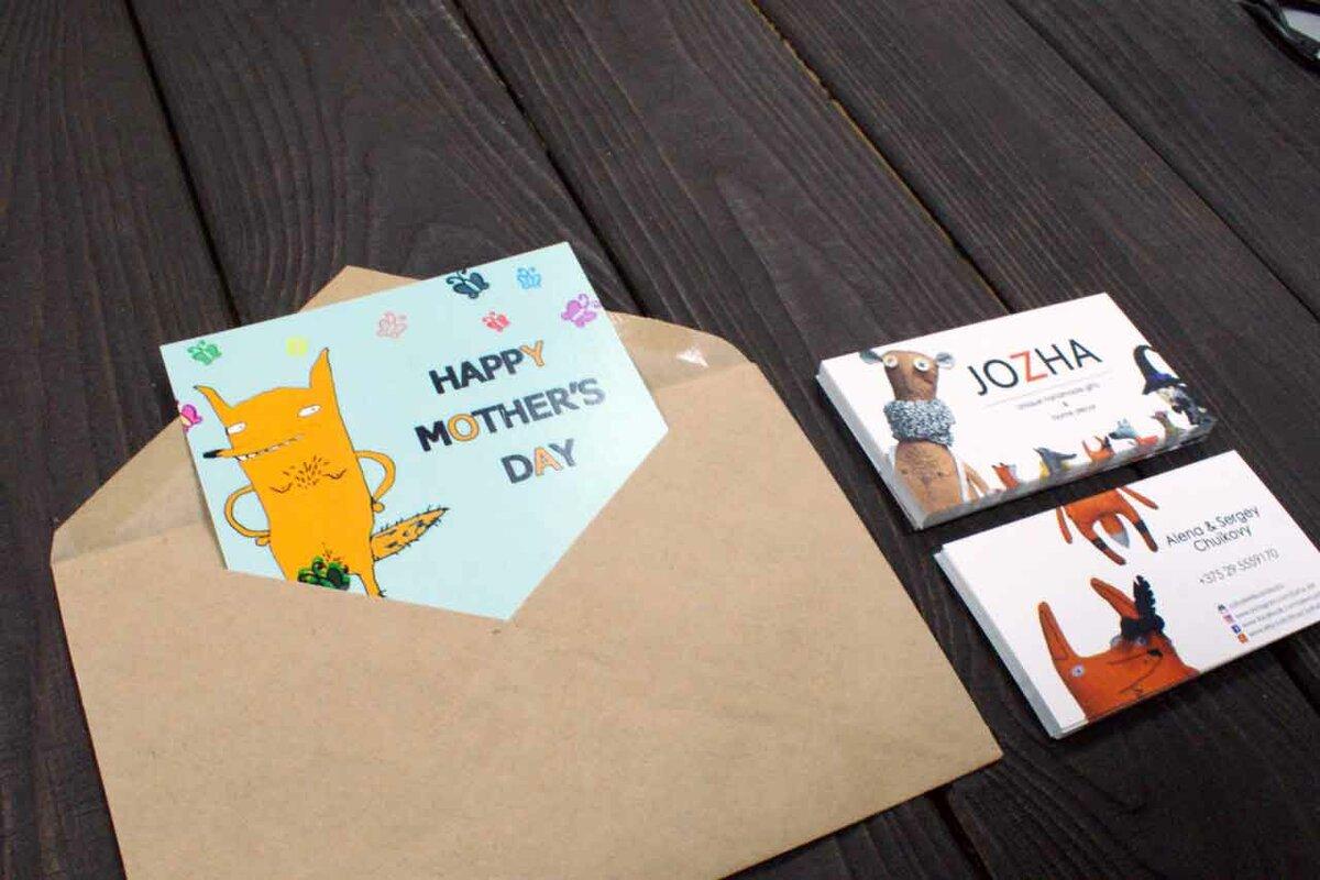Типография открытки казань