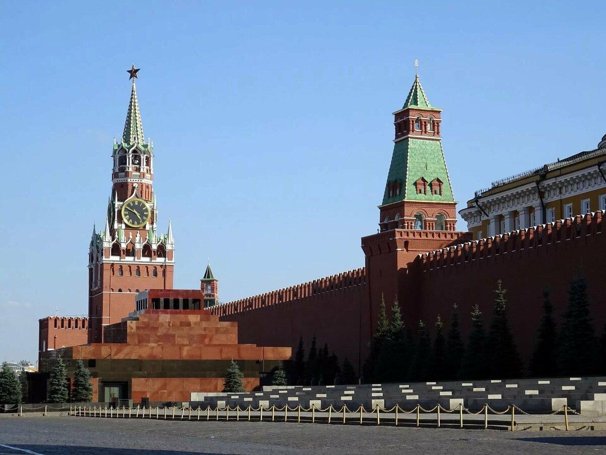 Показать фотографии кремля
