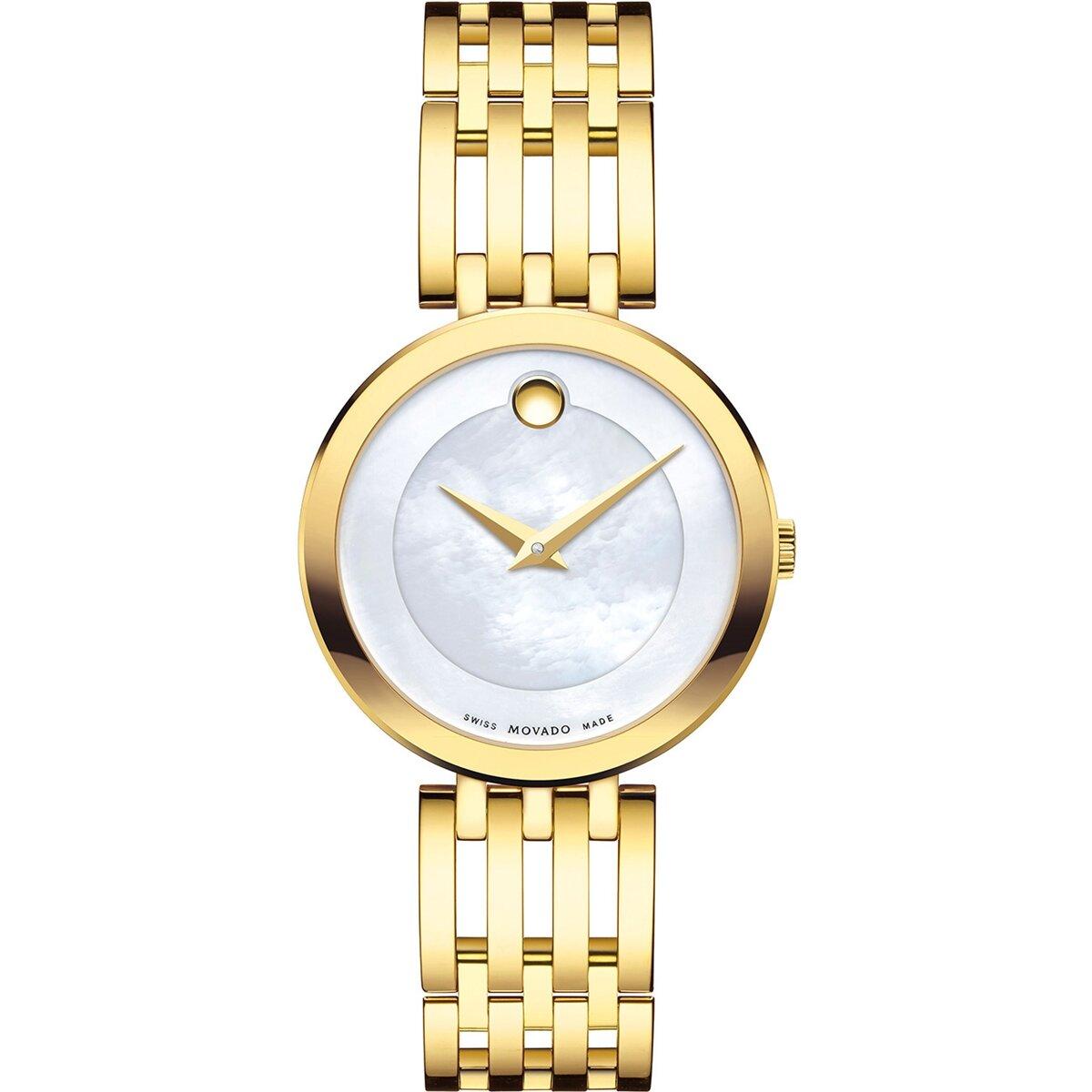 Ўвейцарские наручные  женские часы Movado 0607054. Esperanza