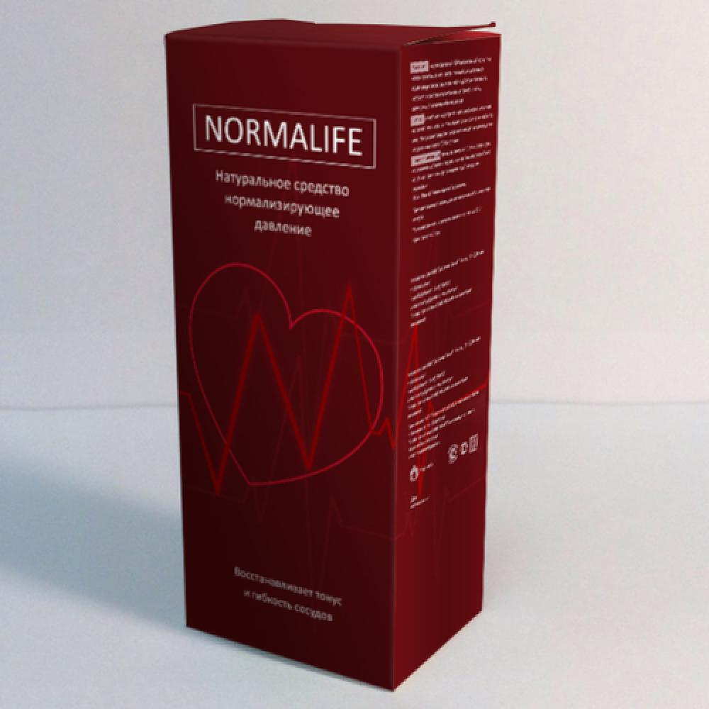Normalife от гипертонии