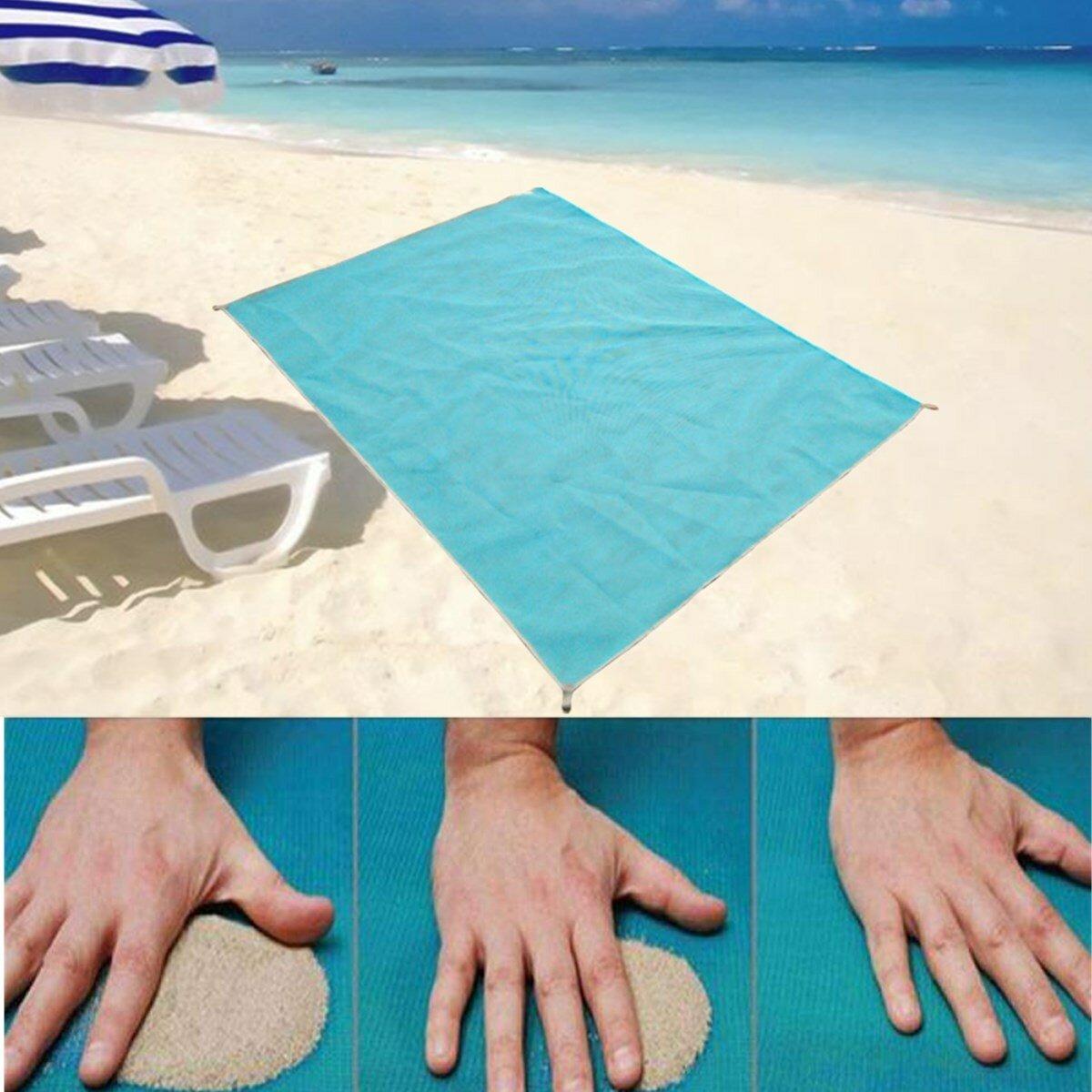 Пляжная подстилка ClapSand анти-песок в Караганде