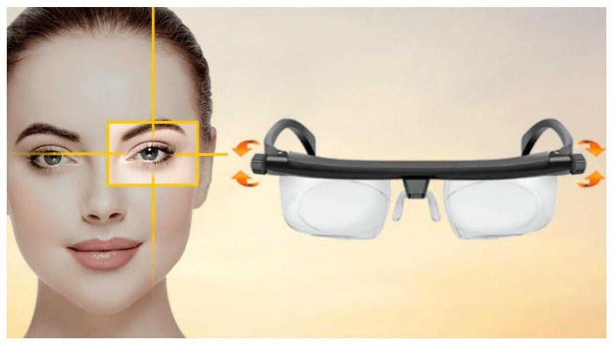 ADLENS - регулируемые очки в Подольске