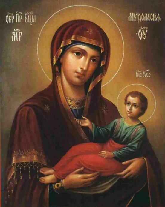 Картинки икон и молитв
