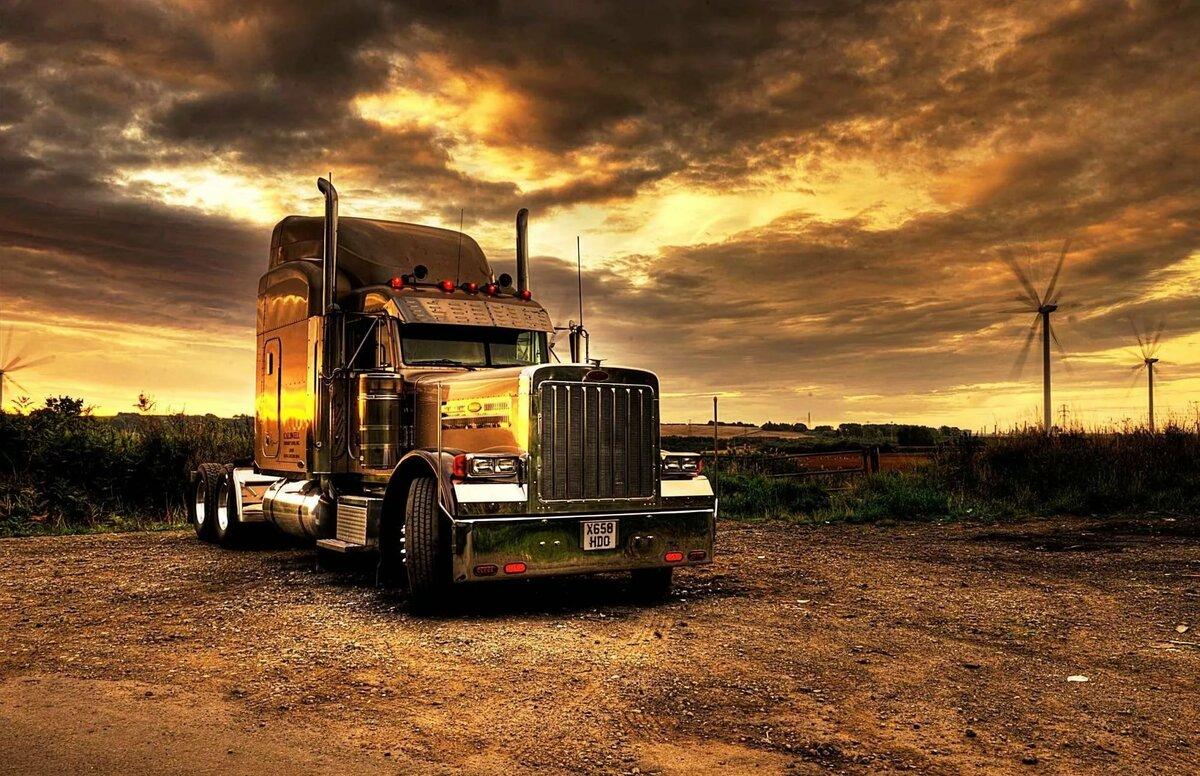 ламинирование американские грузовики фото обои как-то этим