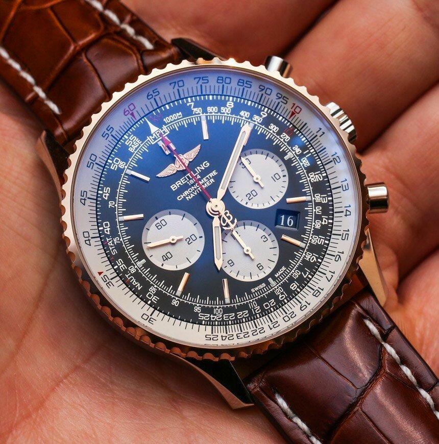 Часы Breitling Navitimer в Борзе