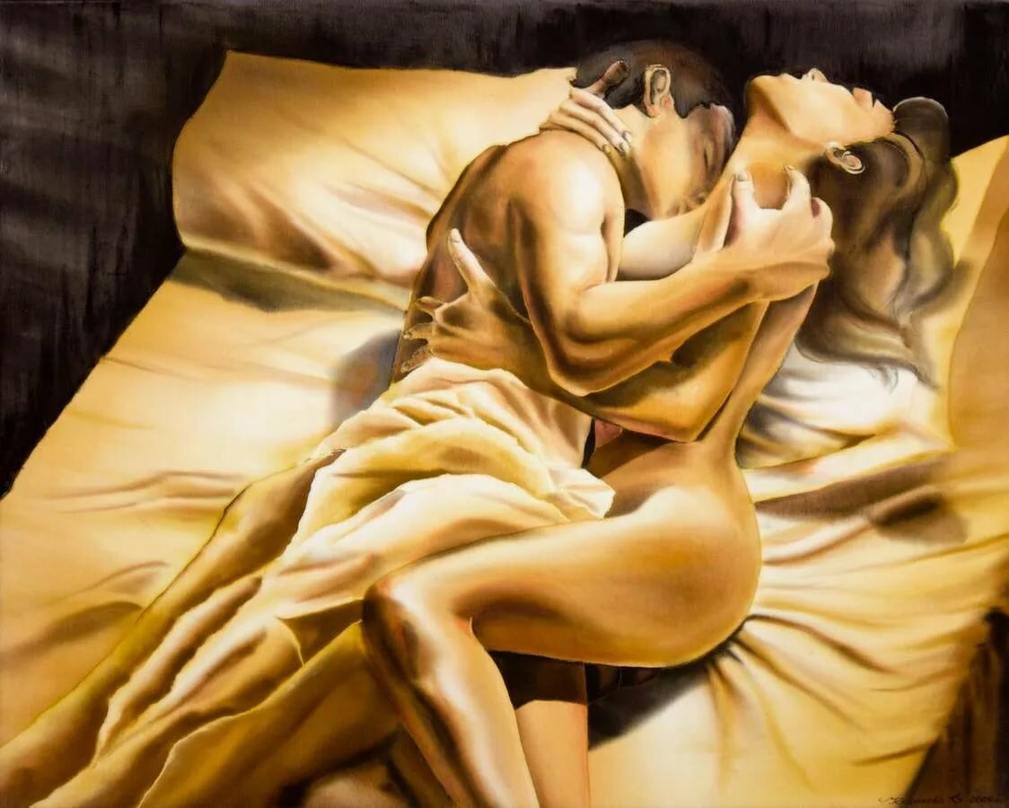 Любовь и страсть серия картинок
