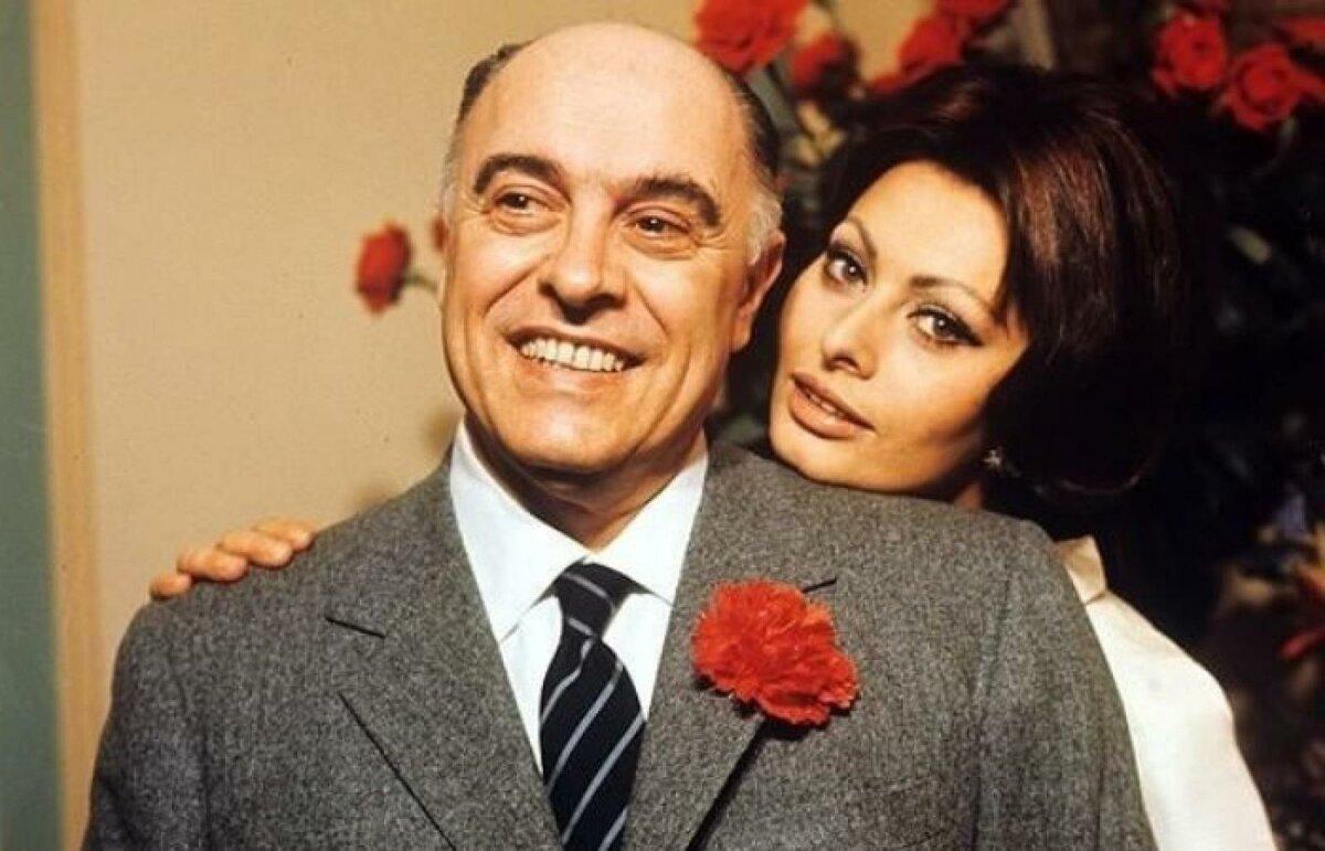 17 сентября 1957 года состоялась свадьба Софии Лорен и Карло Понти в Мексике