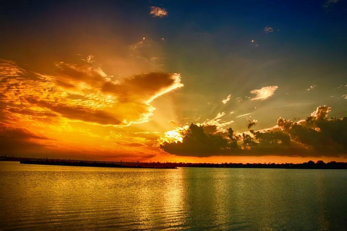 фото восхода и заката солнца стилисты