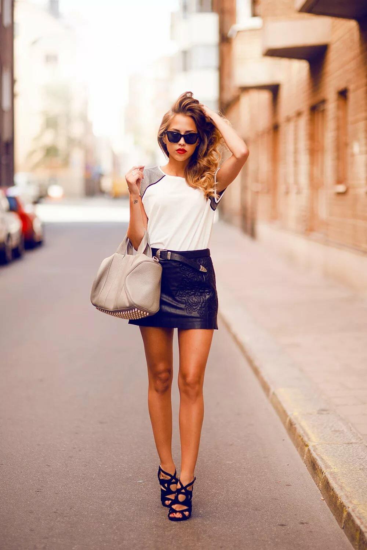 Картинки с девушки модные
