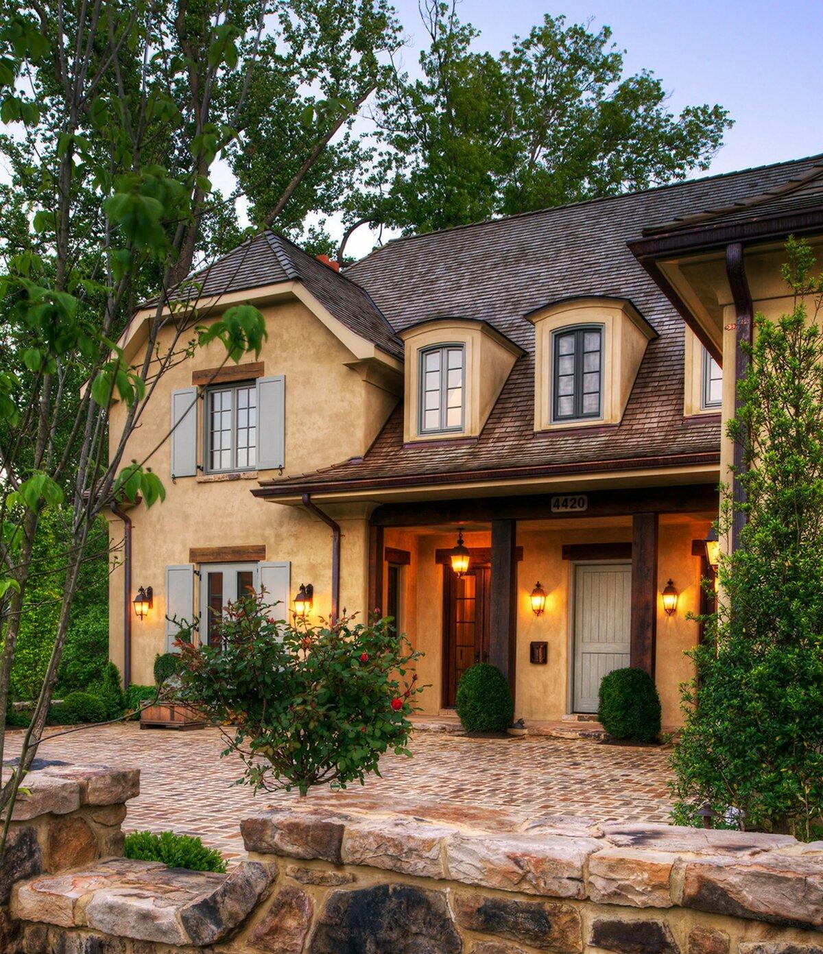 Картинки красивый дом снаружи