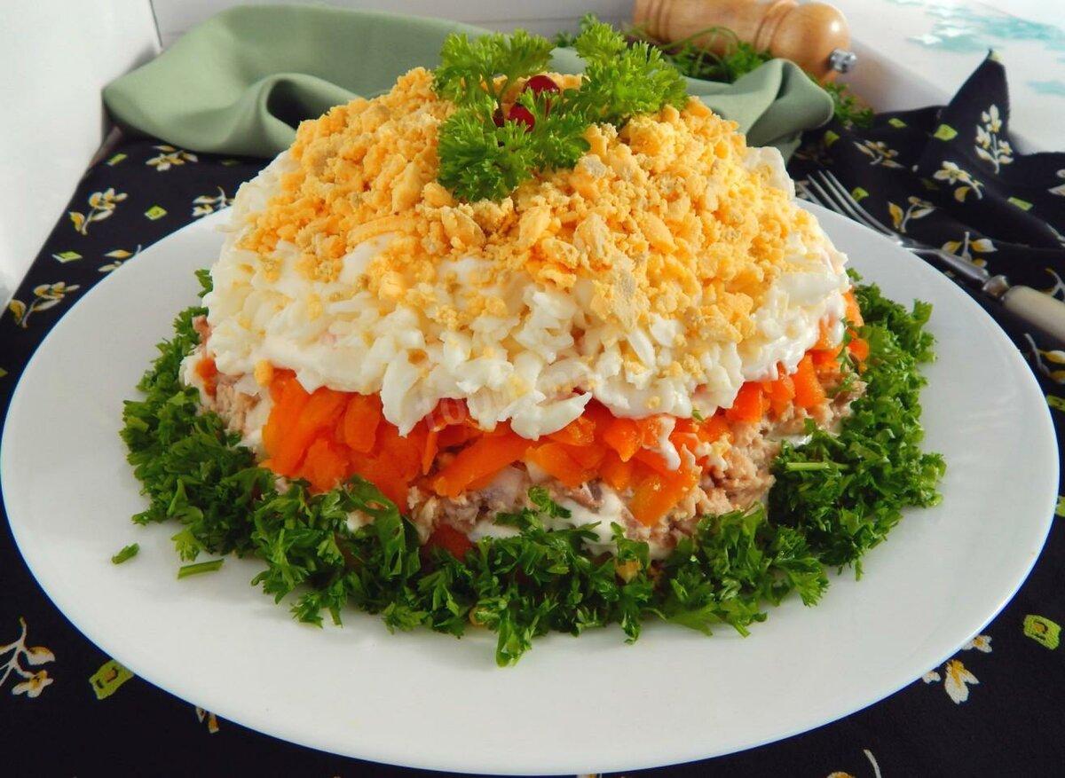Настоящий салат мимоза рецепт с фото