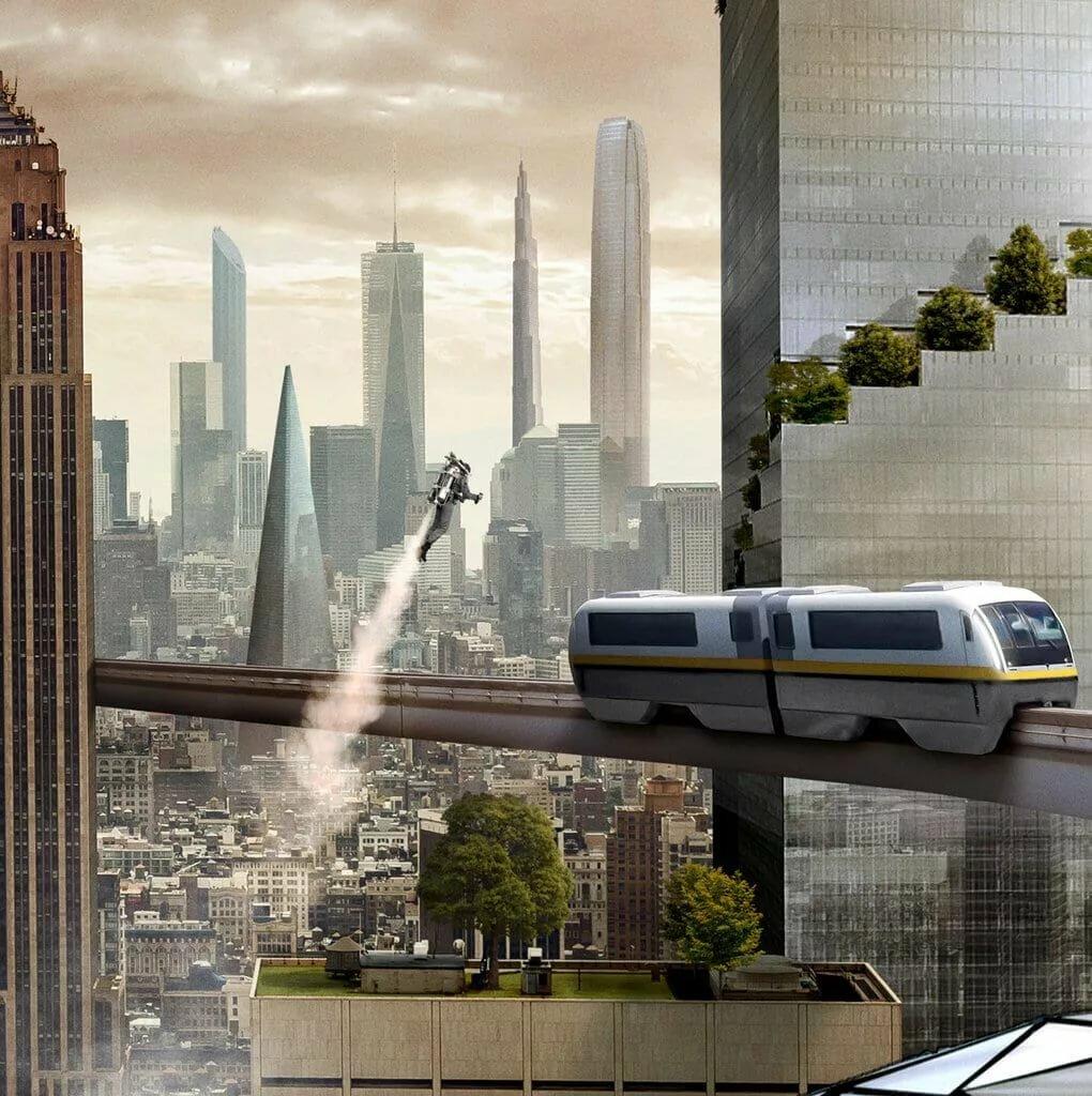 картинки город в прошлом настоящем будущем времени хотите получать