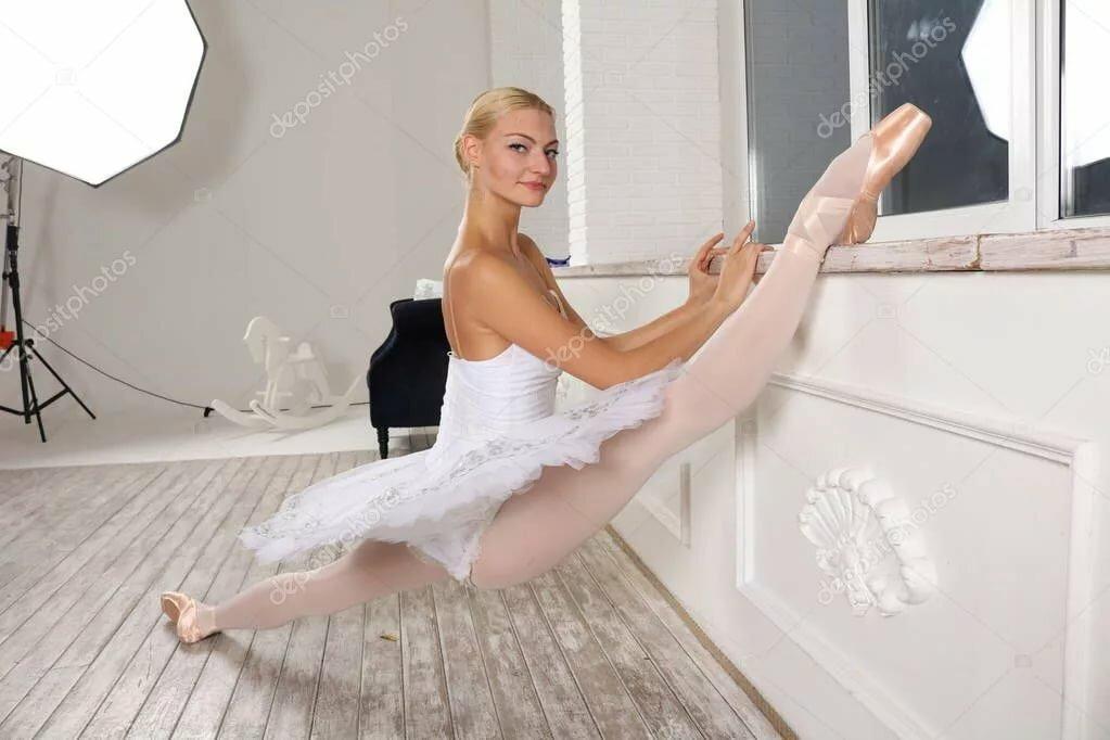 балерины в трусах чувак