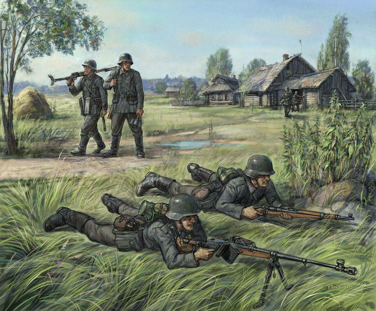закончились картинки с немцами военные проблемы