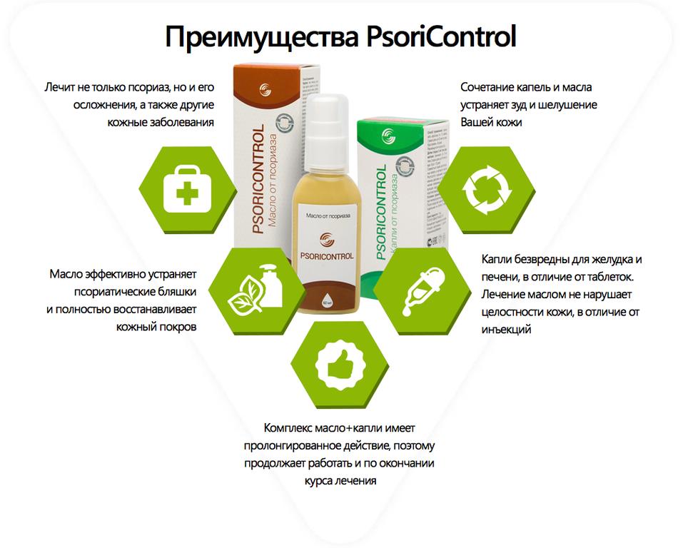 PsoriControl - от псориаза в Улан-Удэ