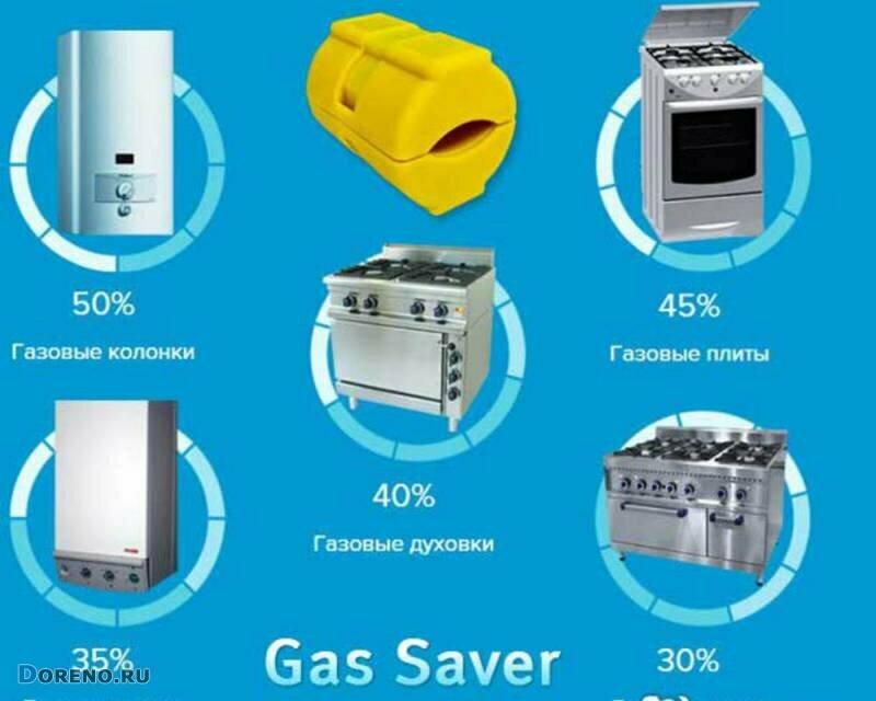 GAS SAVER экономитель газа в Актобе