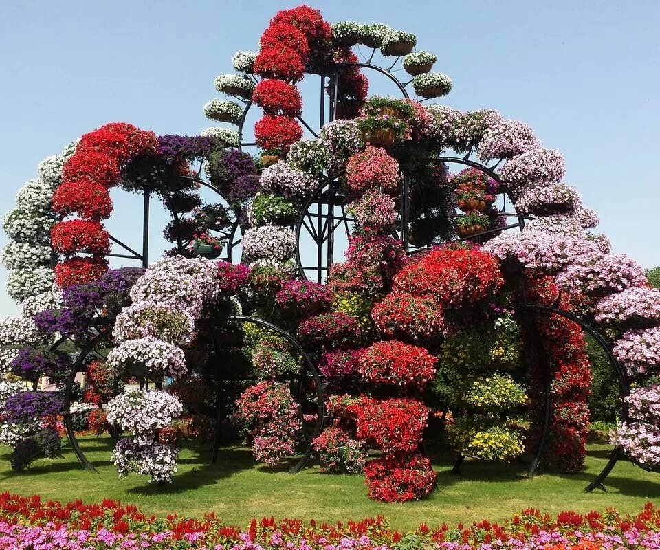 Красивые парки мира фото