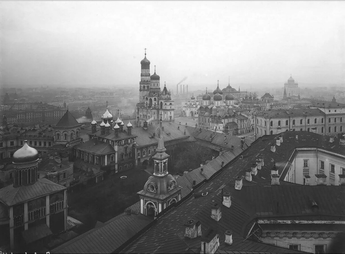 фото очень старой москвы много фото