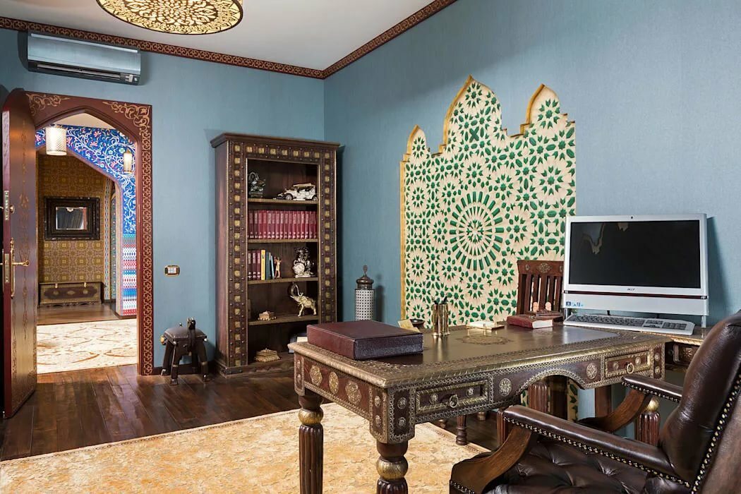 недостает дизайн квартиры в марокканском стиле фото пользу