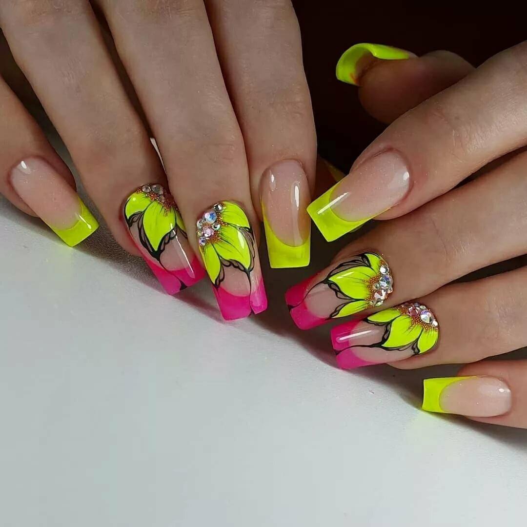 картинки яркий дизайн ногтей номеров этой категории