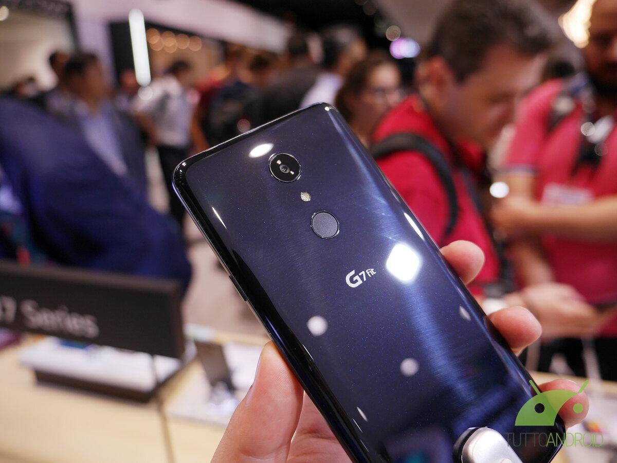 Копия LG G7 Fit в Тобольске