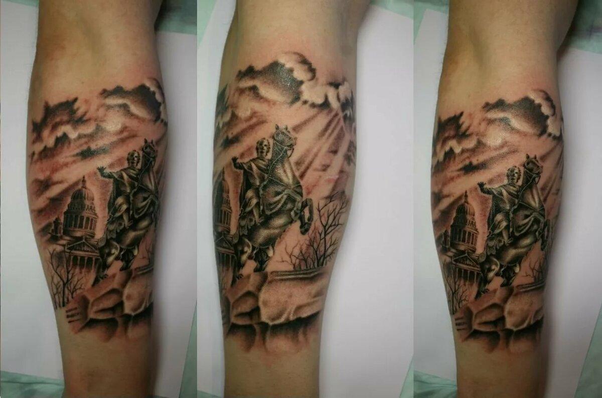 Картинки татуировок на ключице виноват